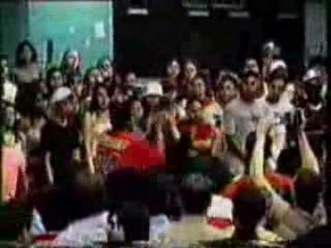 HS Dance Battle Lacombe vs McNally Calgary 2004