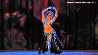 Moria Chappell @ Dance Fest in Moscow 2015