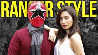 FAN FILM: Ranger Style - feat. Nicole Andersson [Power Rangers]