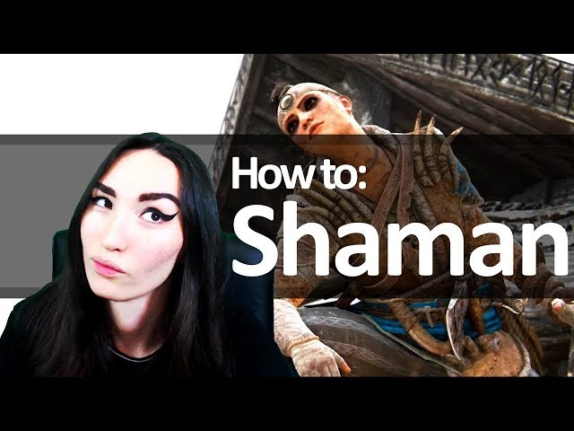 For Honor: Shaman Complete Advanced Guide || THE HUNTRESS!