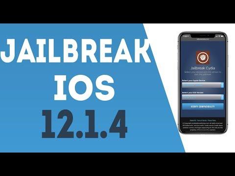 PANGU iOS 12.1.4 Jailbreak NEW iOS 12 Jailbreak with WORKING CYDIA TUTORIAL UPDATED