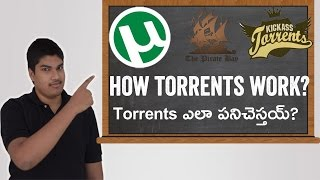 How torrents work? - Explained