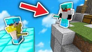 Minecraft YOUTUBER SKY WARS SPECIAL! (EPIC 1v1!)