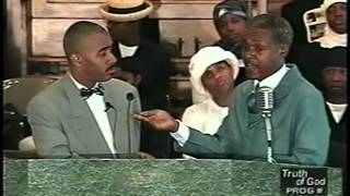 Pastor Gino Jennings Truth of God Broadcast 559-561 Part 1 of 2  Marvin Muhammad Debate