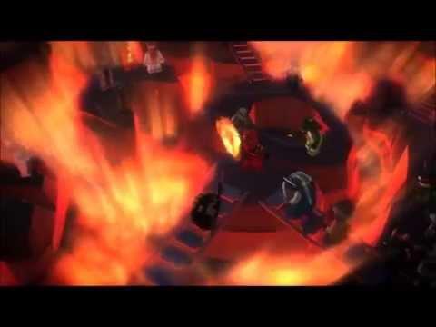 LEGO Ninjago Music Video: F-I-R-E  -Kai Tribute
