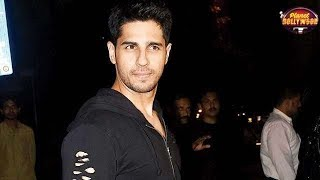 Sidharth Admits Being Single & Will Not Mind Trying A Dating App | Bollywood News
