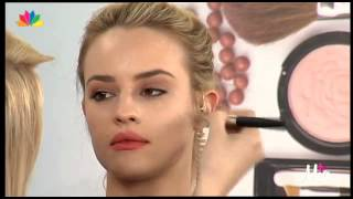 ERRE DUE: Make up tips για λιπαρές & μικτές επιδερμίδες @ Star Channel!