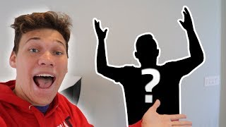MY NEW ROOMMATE REVEAL!