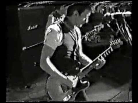 LA POLLA RECORDS El sitio donde yo vivo Amposta 1985