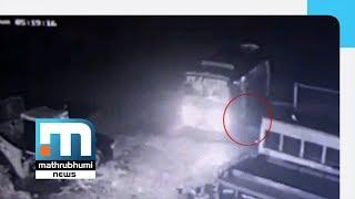Vehicle Runs Over 2 Migrant Workers Sleeping In Mannarkkad| Mathrubhumi News