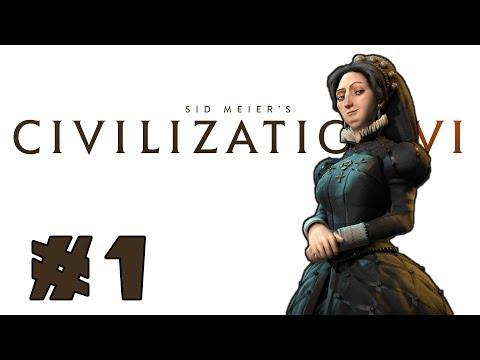 Let's Play: Civilization VI - Cultural France! - Part 1
