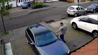 Car theft in uk