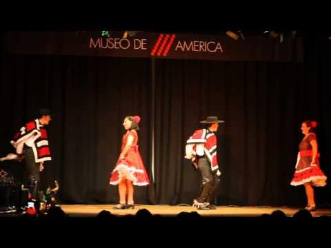 Danza Refaloza Doña Javiera Carrera
