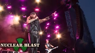 ACCEPT - Restless And Wild - Restless And Live (OFFICIAL LIVE CLIP)