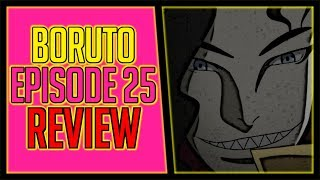 Boruto Episode 25 Review