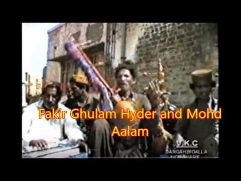 Xxx Mp4 Fakir Ghulam Hyder And Mohd Aalam Sings Rakhyal Cheezal Shah S Kalam 3gp Sex