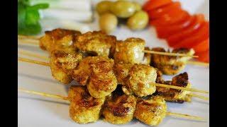 سینه مرغ  کبابی آبدار در منزل بدون فر و منقل | Juicy & Healthy Chicken Breast for Dinner  - Eng Subs