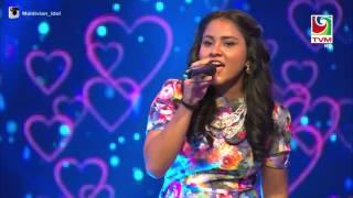 Maldivian Idol Gala Round | Ruhenya Loabidhee - Laisha and Tholaq