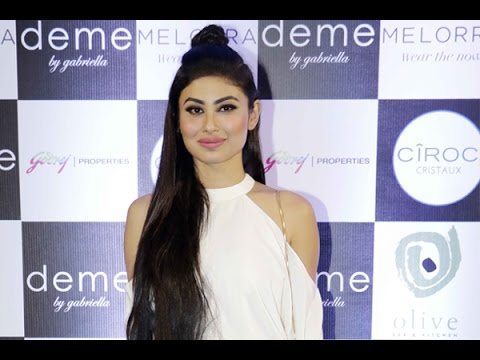 Xxx Mp4 Mouni Roy S Interview At An Experiential Presentation Of Deme By Gabriella 3gp Sex