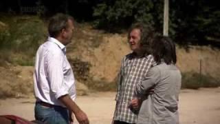 Top Gear find the legendary Dacia Sandero in Romania