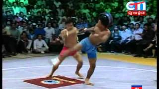 Phen Somnang Vs. Chuch Chunry - Cambodian bokator