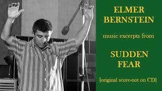 Elmer Bernstein: music from Sudden Fear