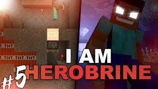 SONO CADUTO NELLA TRAPPOLA DI STEVE ! - I AM HEROBRINE #5
