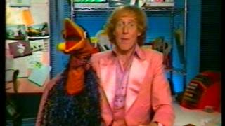 Rod Hull & Emu presenting Children's ITV (80s) [in-vision continuity]