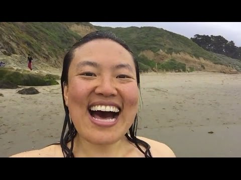 Got naked at nude beach at Baker Beach San Francisco-Get out of comfort zone