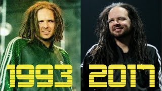 The Evolution of Korn (1993 - 2017)