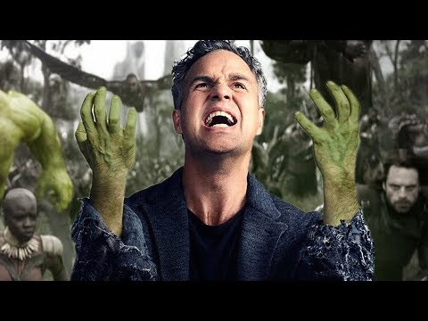 Why Bruce Banner Can t Turn Into The Hulk In Infinity War