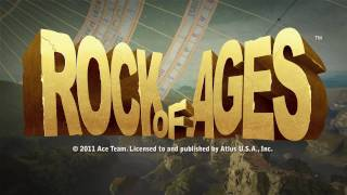 Rock of Ages Trailer - Rock of Ages Game Trailer