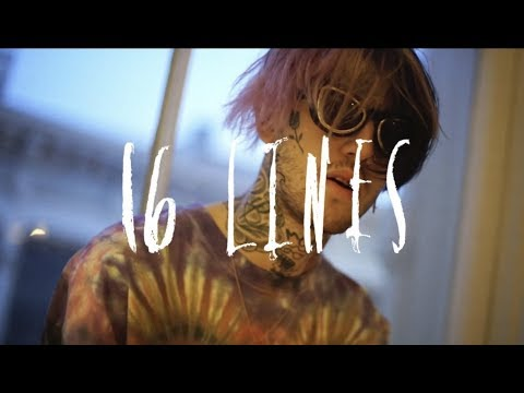 Lil Peep 16 Lines Official Video