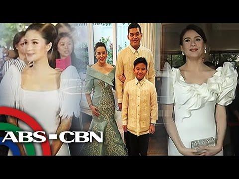 Designer gowns at produktong Pinoy, ibinida sa SONA