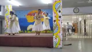 মায়া বন বিহারিনী, মায়া বন বিহারিনি হরিনি...(কারুকাজ)