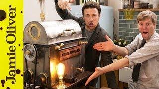 The Christmas Dinner Spinner   Jamie Oliver & Colin Furze