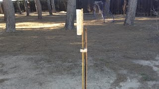 Como hacer un cohete de azúcar (sugar rocket)