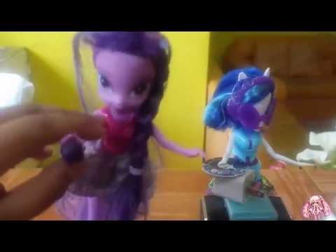 MLP Equestria Girls Twilight Sparkle Una Nueva Alumna En La Escuela De Princesas