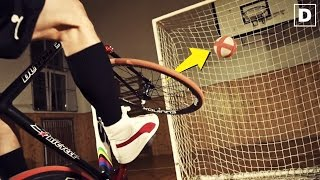 10 CRAZIEST Football Related Sports • HD