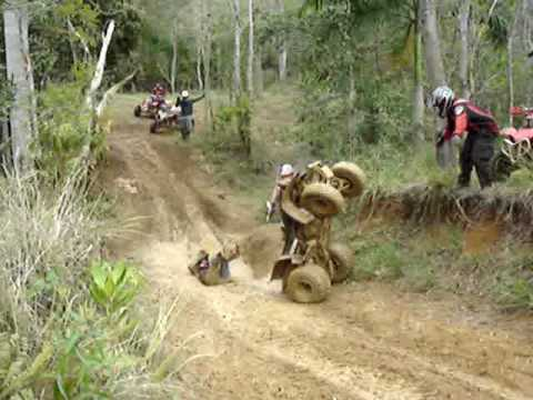 ATV PUERTO RICO ROCHA EN MOCA NEW QUEBRADILLAS TEAM