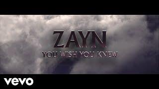 ZAYN - You Wish You Knew (Audio)