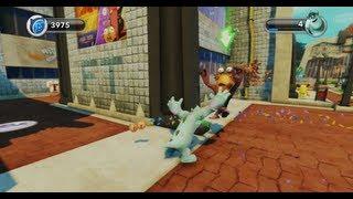 Disney Infinity - Monsters University Play Set - Part 4