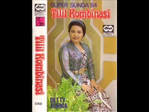 Tilil Komninasi  Detty Kurnia (Super Sunda'84)