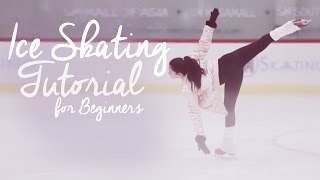 VernVerniece: Ice Skating Tutorial for Beginners
