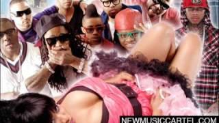 Lil Wayne Girl you know Ft Gudda Gudda, Nicki Minaj, Drake, Tyga, Jae Millz, & Omarion