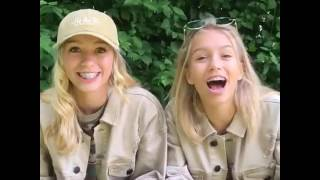 Lisa and Lena's Real Voice!