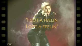 I Got A Feeling ( Lil' Kim's Verse Only) LYRIC VIDEO Nov 2016 NEW QUEEN B