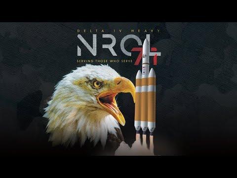 Jan. 19 Delta IV NROL 71 Live Launch Broadcast Begins 10 45 a.m. PST