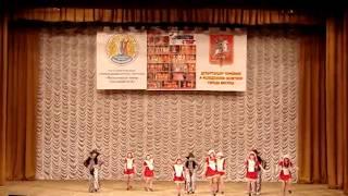 танцы для детей   школа танцев Коломенская   студия Поли Корвич  