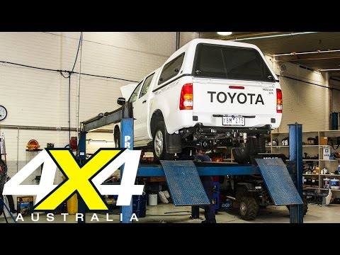 Project Toyota Hilux | Build Part 1: Terrain Tamers  | 4X4 Australia